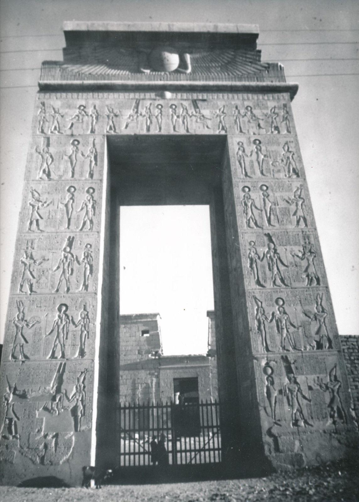 Карнак. Южные врата