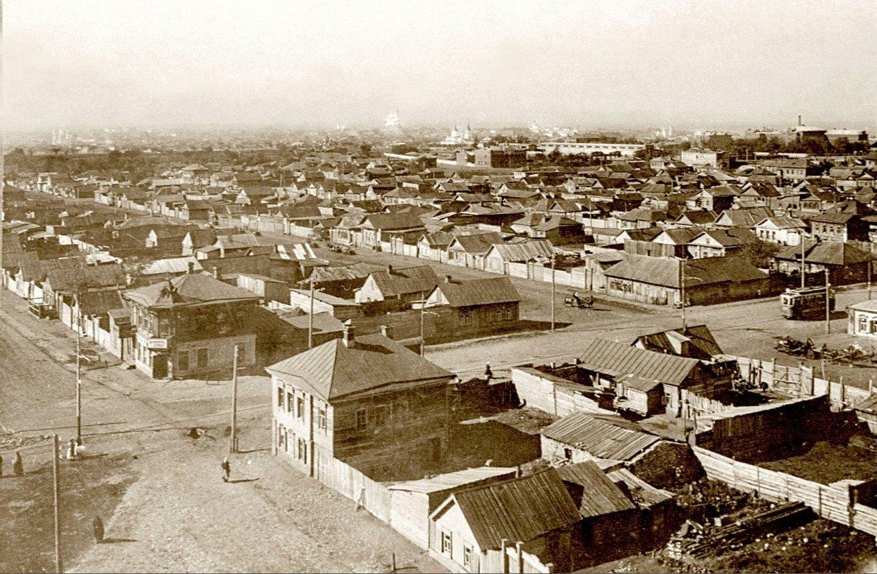 Клиническая улица в Мещанском посёлке