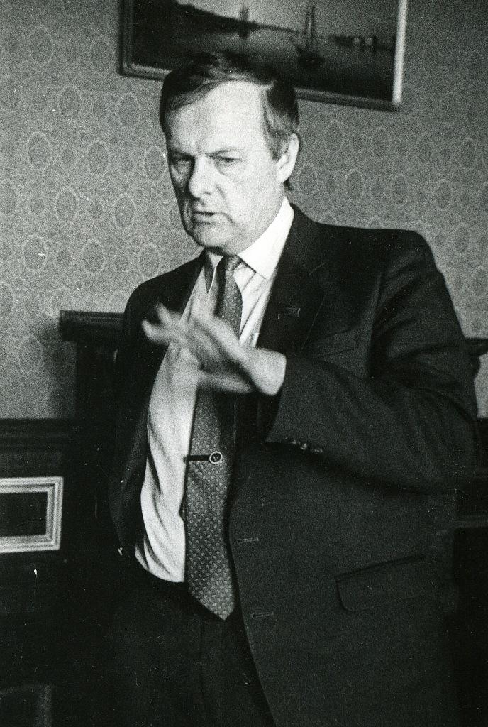 Политик Анатолий Собчак