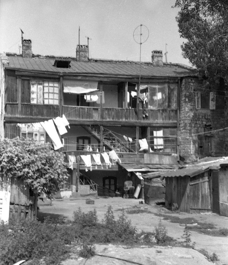 Крым. Старый Крым. 1981