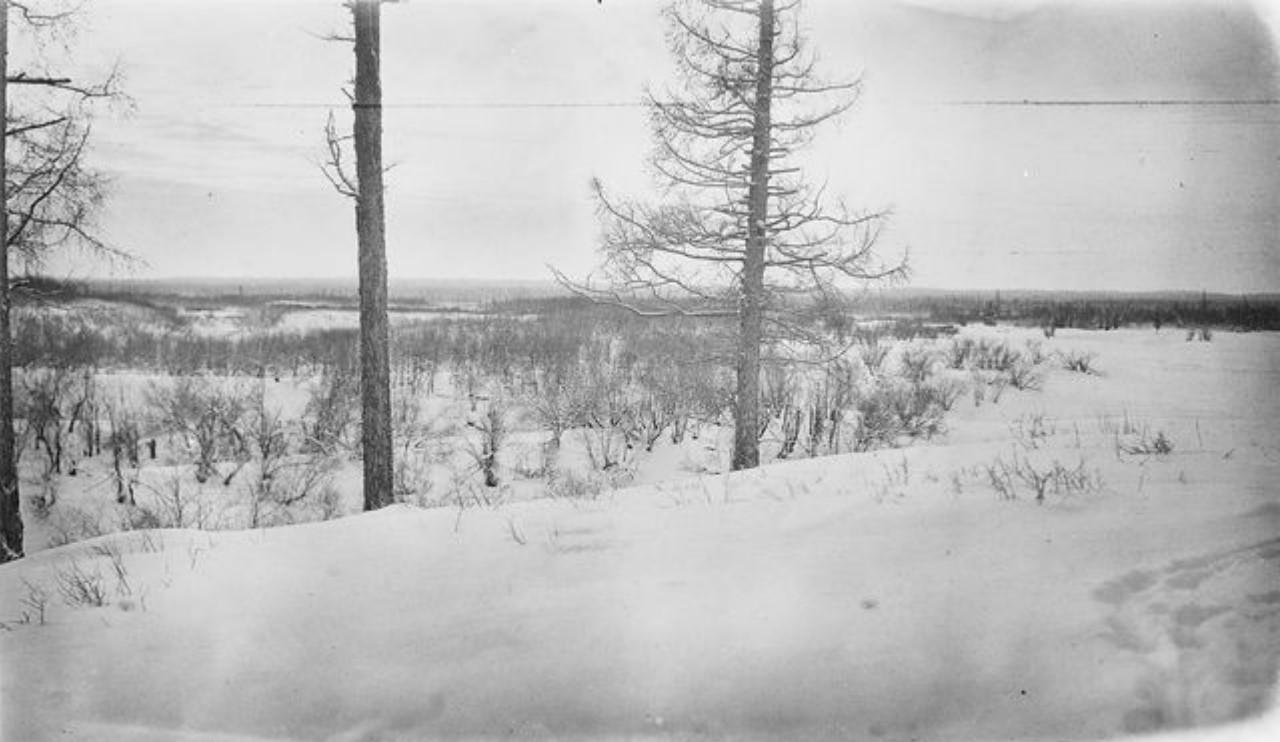 02. Зимой на реке Турухан