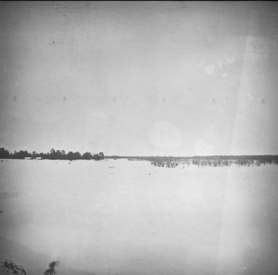 184. Село Ларятское. Речной пейзаж