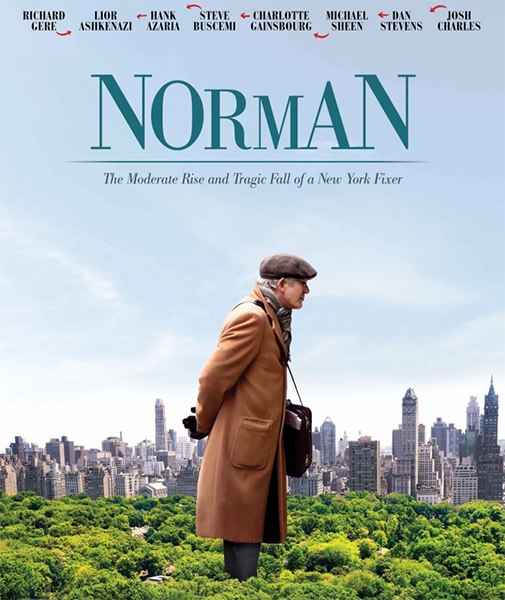 Стратегия Оппенгеймера / Norman (2016/WEB-DL/WEB-DLRip)