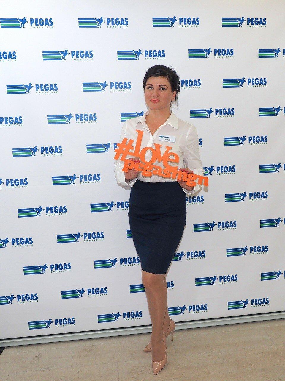 94 Открытие нового офиса Pegas Touristik 14.06.2017