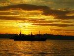 Закат на море..jpg