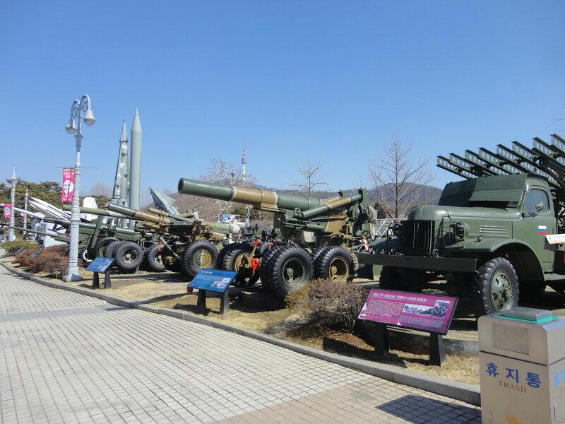 Самый большой военный музей в мире