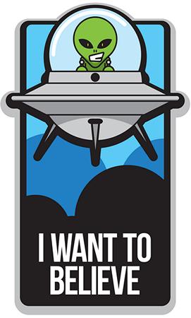 Открытки с Всемирным днём НЛО. Я хочу верить! UFO открытки фото рисунки картинки поздравления