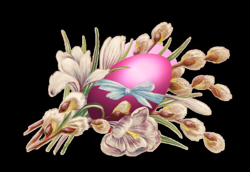 Цветы PNG. Клип-арт.