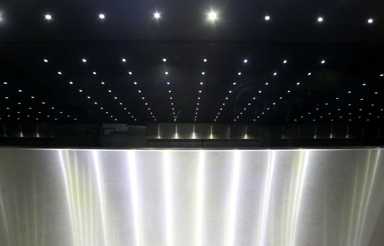 Музей Альбораниа в Малаге. Аквариум