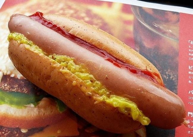 © businesspundit.com  Некоторые люди интересуются, почему McDonalds непродает хот-доги. Наса