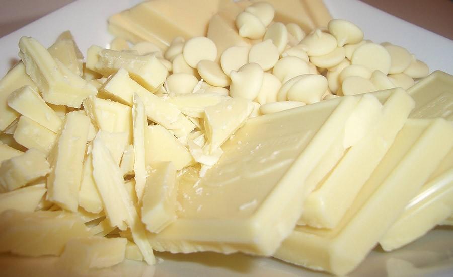 14. Технически белый шоколад — не шоколад вовсе. В нем не содержится какао.