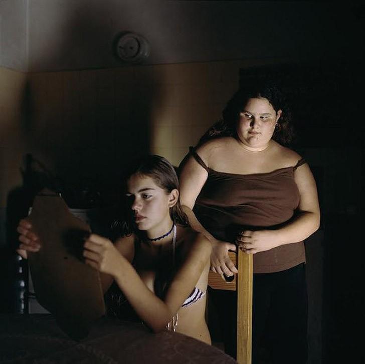 21. Зеркало, 2001