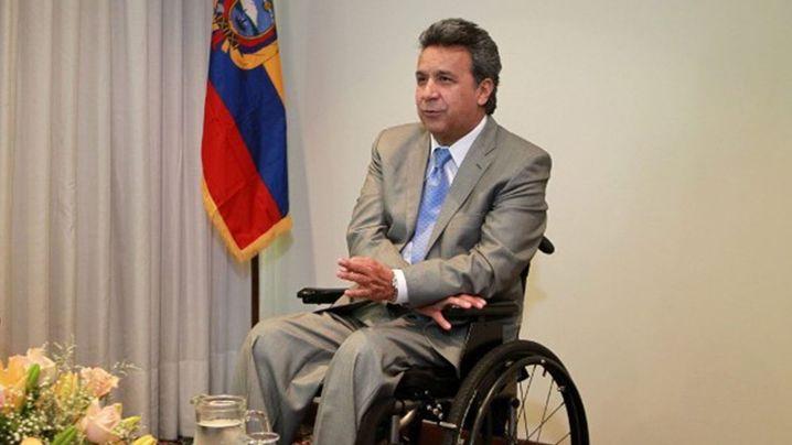 Избранный президент Эквадора прокомментировал шутку Ассанжа вадрес проигравшего кандидата