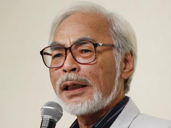 Хаяо Миядзаки решил снять очередной фильм