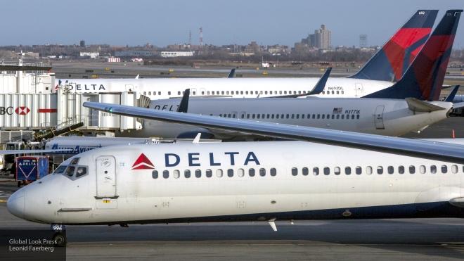 Североамериканская Delta Airlines возобновляет полеты в РФ