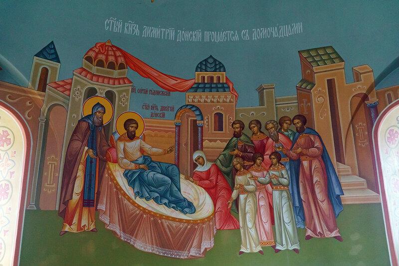 Рождество поздравления монахов