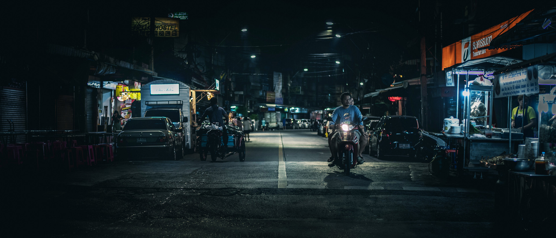 Enchanting Photographs of Bangkok at Night (16 pics)