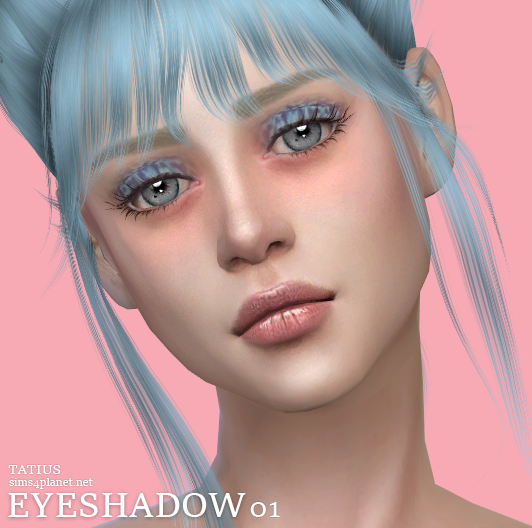 Tatius. Eyeshadow-01