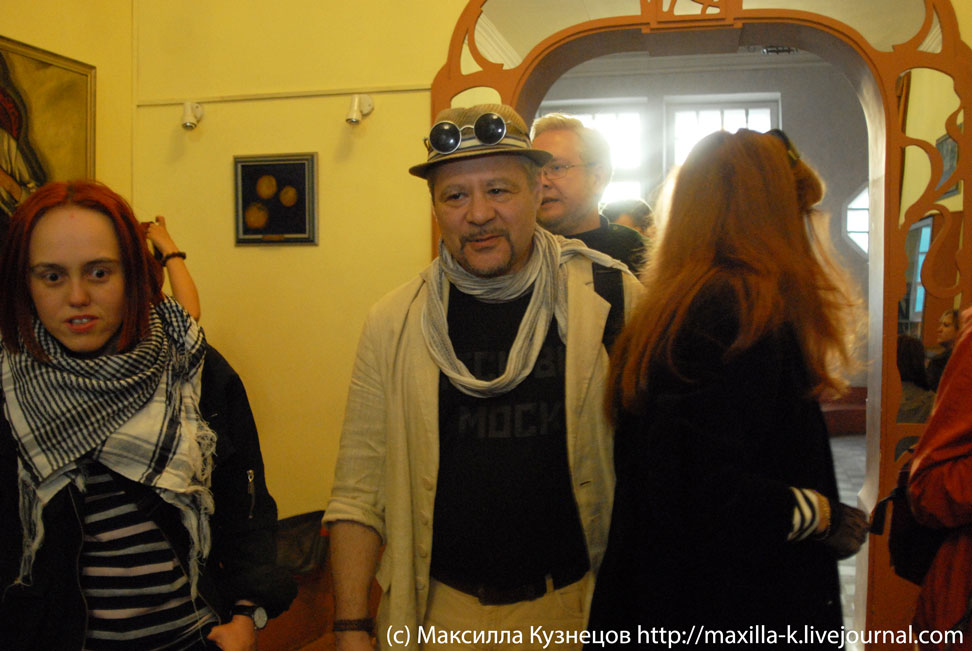 Геннадий Каневский
