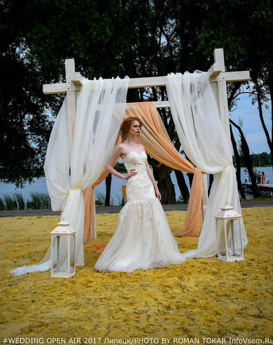 WEDDING OPEN AIR 2017 Липецк