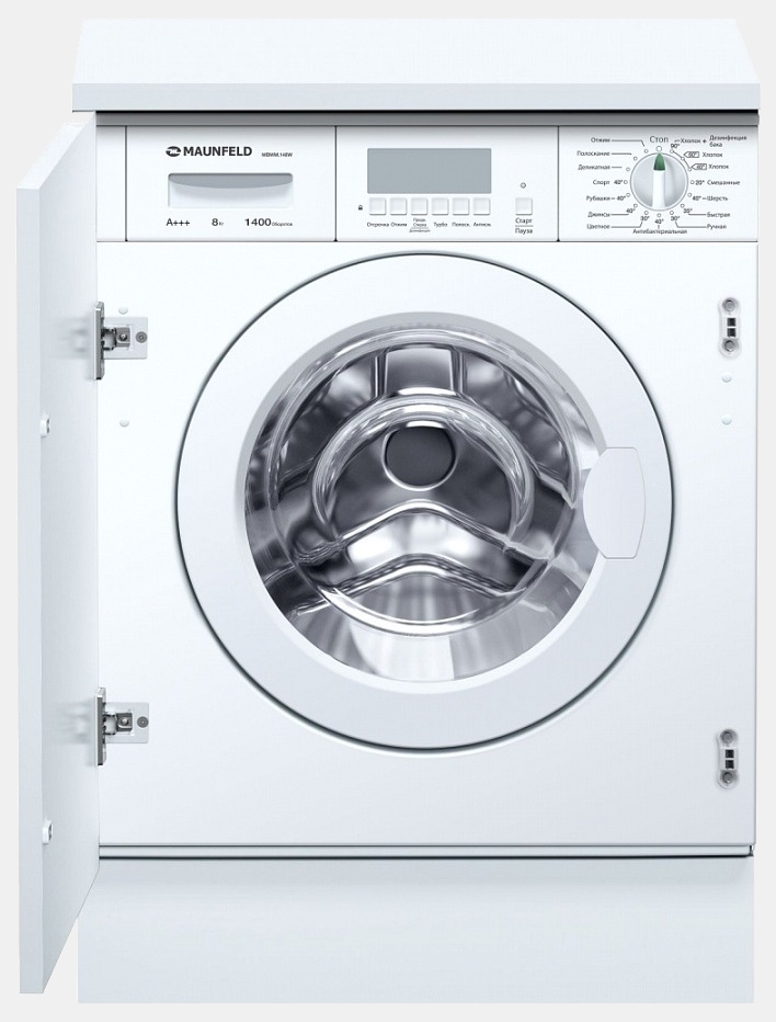 встраиваемые стиральные машины в Краснодаре