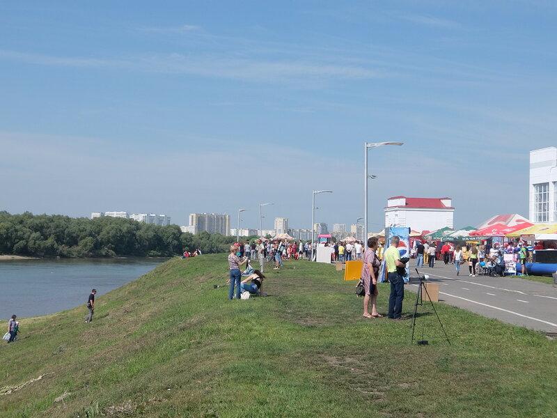 Омск - Набережная Иртыша