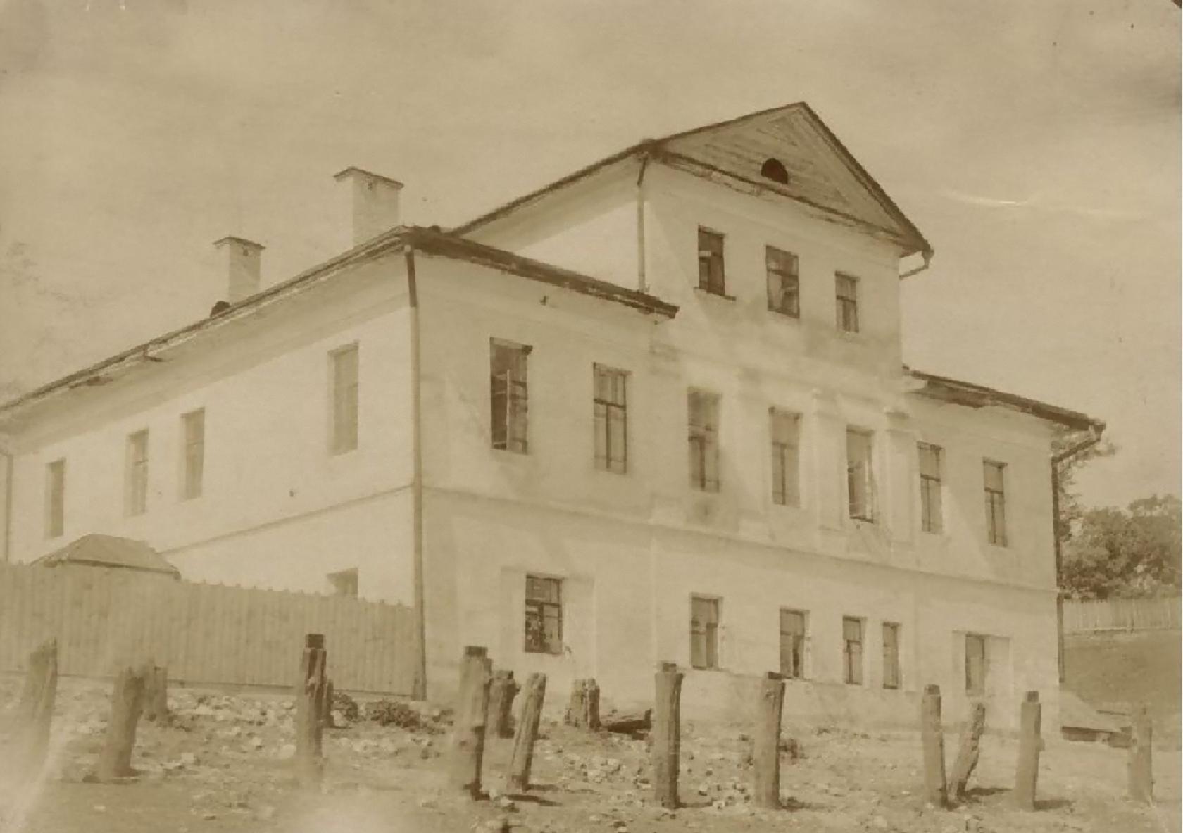 Дом Журавлева