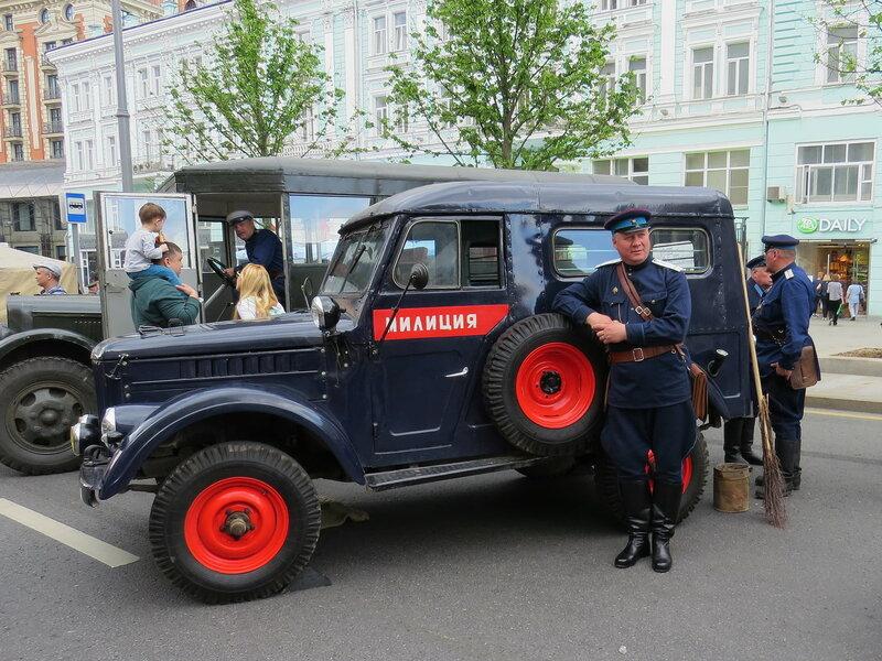 ГАЗ-69 фургон