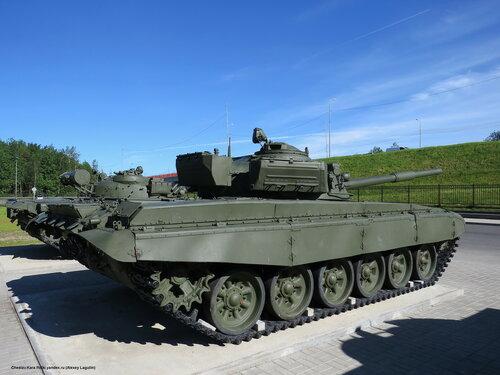 Т-72 (музей Прорыв) _50.JPG