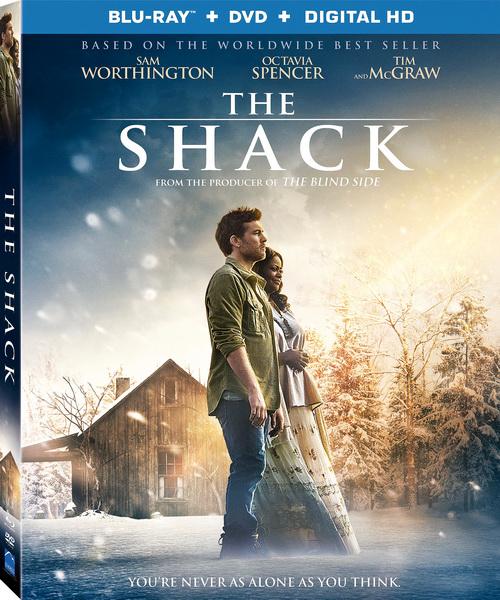 Хижина / The Shack (2017/BDRip/HDRip)