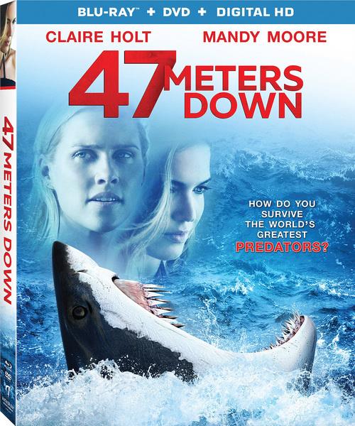 Синяя бездна / 47 Meters Down / In the Deep (2017/BDRip/HDRip)