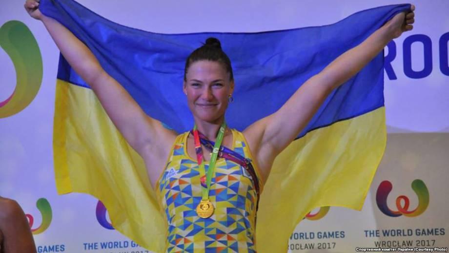 4 золотые награды за день на Всемирных играх