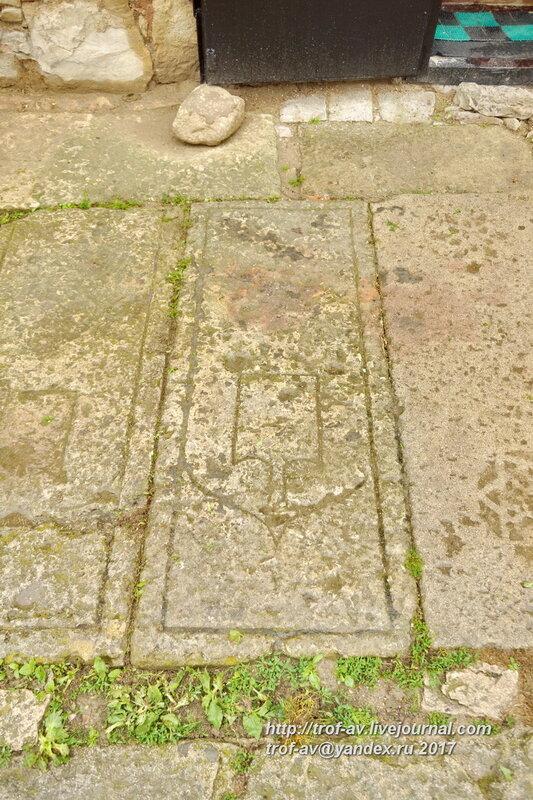 Средневековые армянские надгробия, Феодосия