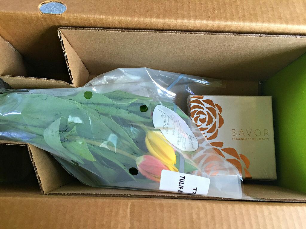Тюльпаны из Айовы