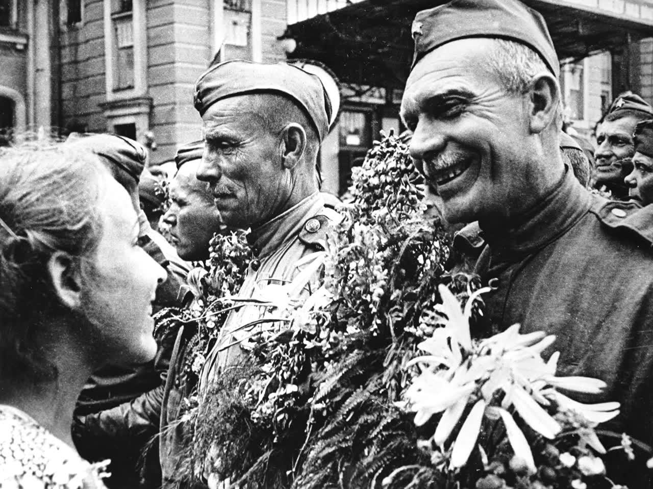 9 Мая День Победы Старые фото