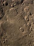 Окрестности кратеров Деландр, Болл, Лексель. Утро 4.10.2015г.