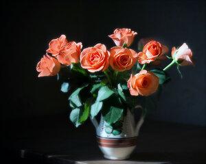 Просто розы и свет..