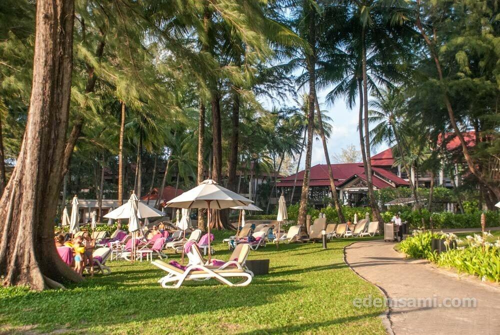 Пляжи Пхукета Бангтао Банг Тао Лагуна
