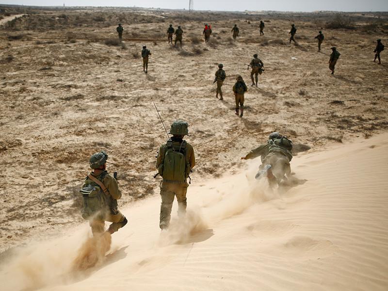 Авиация Израиля нанесла ракетный удар попозициям армии Cирии впровинции Кунейтра