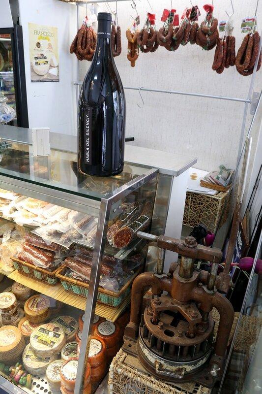 Pasteleria Basilo confectionery, Trujillo