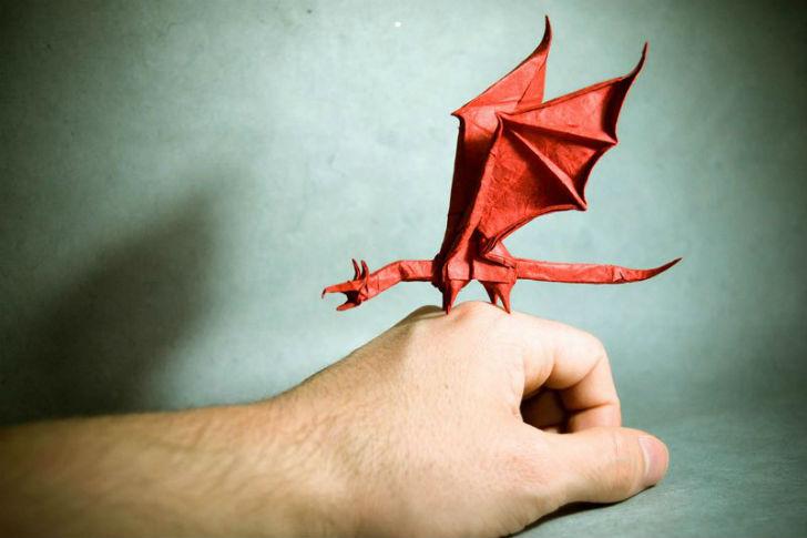 Мастер оригами 80-го уровня