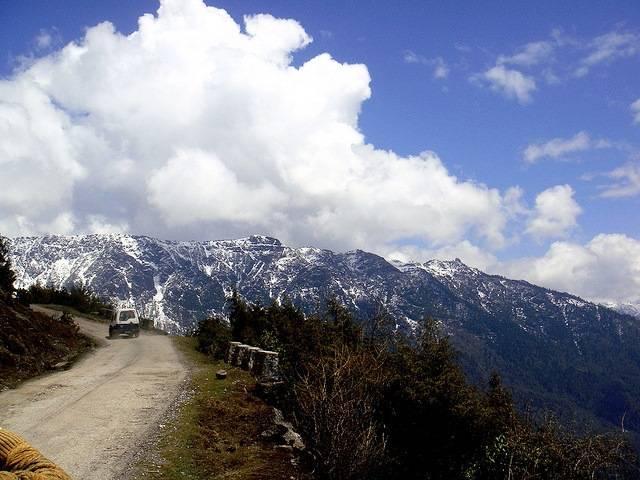 12. Таван Самым безмятежным и великолепным горным поселением в Северо-Восточной части Индии считаетс