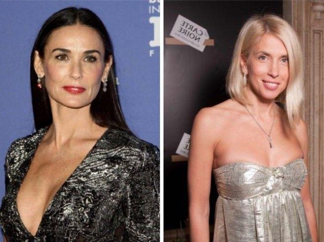 Как видишь, все рассказы о том, что зарубежные знаменитости после сорока лет выглядят лучше, оказали