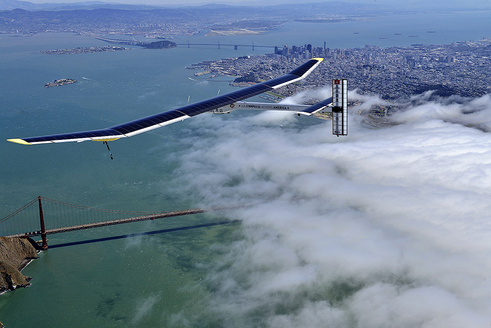 Над Сан-Франциско: