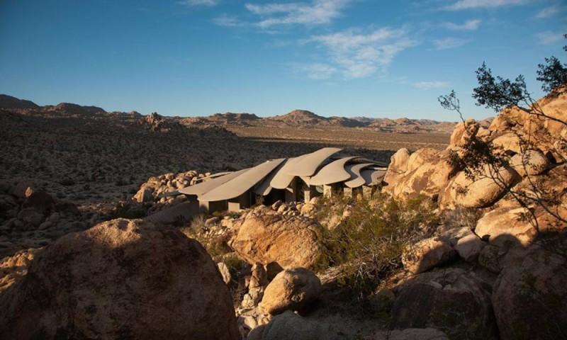 9 удивительных домов, скрытых от посторонних глаз