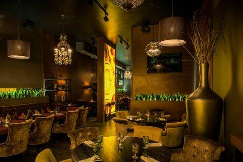 Интерьер ресторан и бар Plum фото
