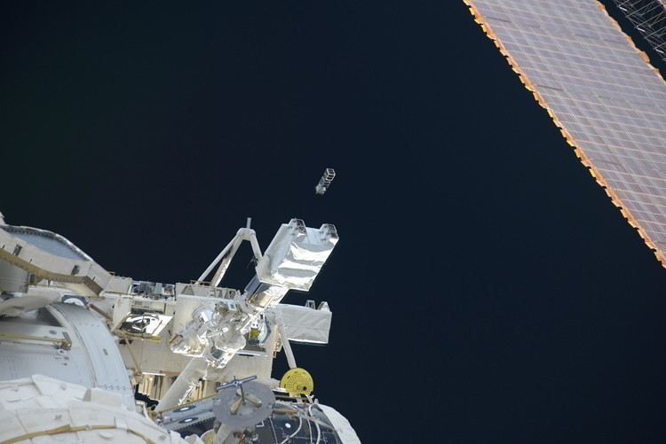 Ученые из Российской Федерации  собираются запустить вкосмос два микроспутника