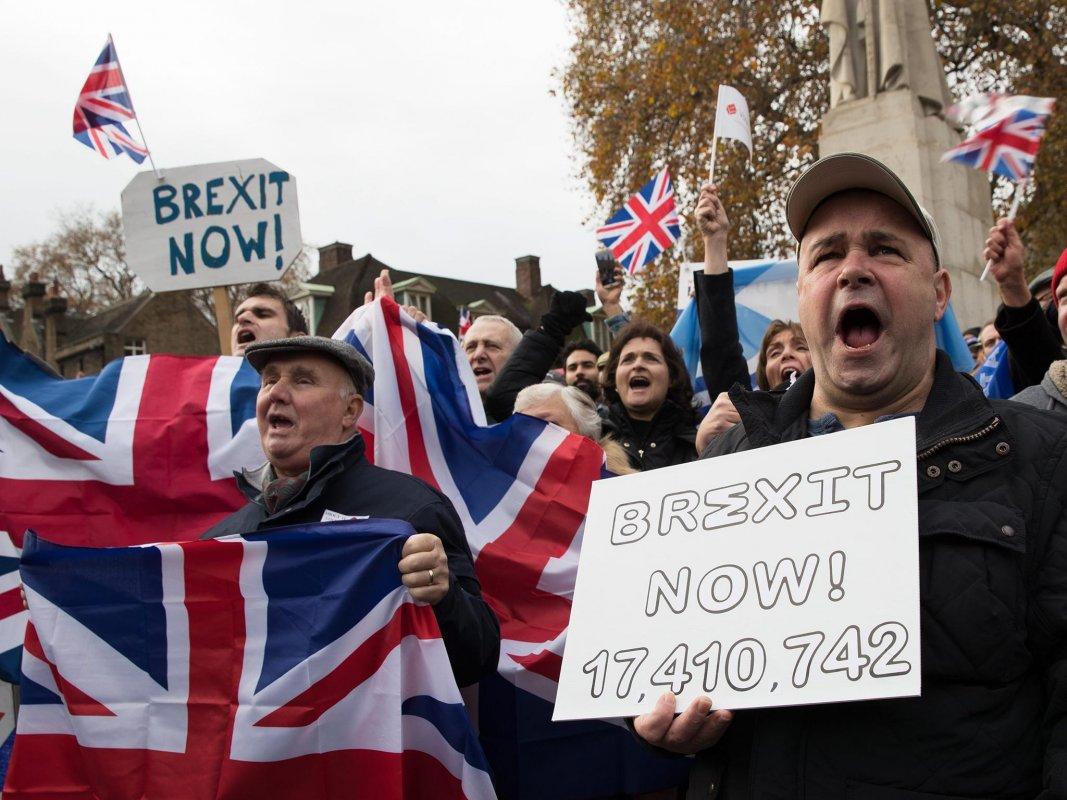 Процедуру выхода Англии изЕС можно остановить влюбой момент— руководитель Европарламента