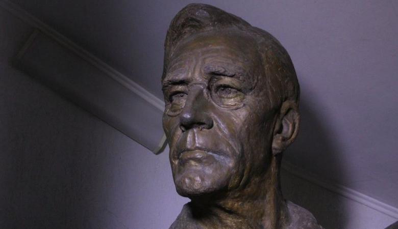 ВКрыму открыли монумент бывшему президенту США Франклину Рузвельту