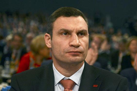 ВАнглии Владимира Кличко назвали россиянином